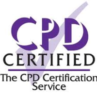 CPD Certification for all CECOPS training courses!